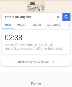 google-mobile-heure