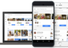 Google affiche les photos en fonction de leur géolocalisation