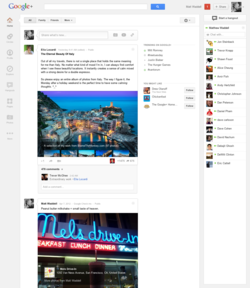 google+-interface-2