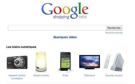 Google-Shopping-Accueil
