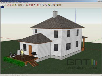 Google sketchup from google screenshot