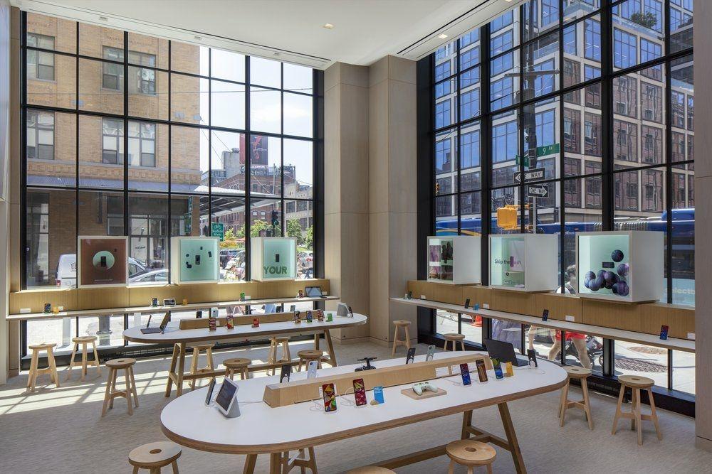 Google Store boutique 02