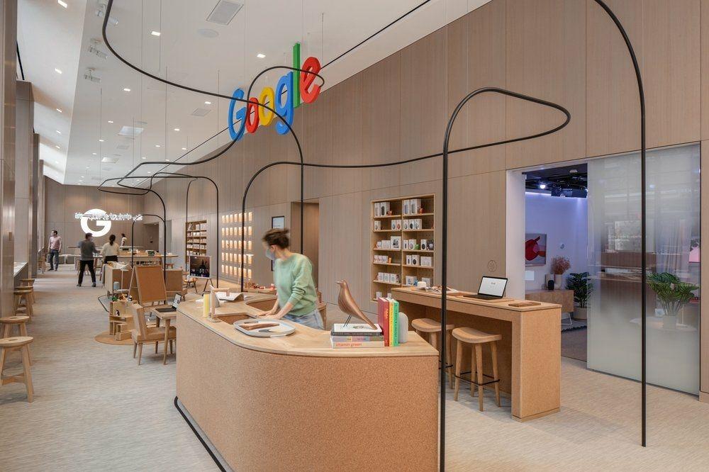 Google Store boutique