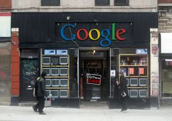 google-storefront-closed