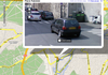 Google Street View : une voiture vandalisée en Allemagne