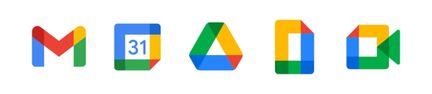 google-workspace-logos