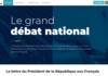 Grand Débat National: le site officiel n'échappe pas aux détournements