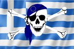 grèce piratage