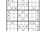 Grille de Sudoku (Small)
