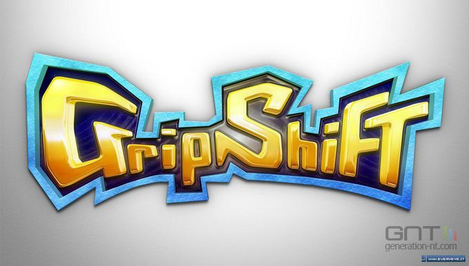 GripShift - PlayStation Store - Logo