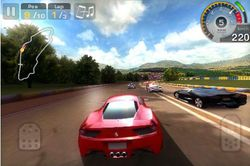 GT Racing Gameloft iPhone 01