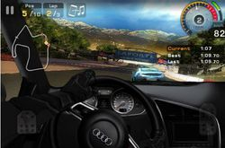 GT Racing Gameloft iPhone 02