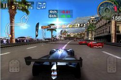 GT Racing Gameloft iPhone 03