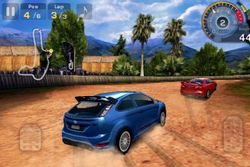 GT Racing Gameloft iPhone 04