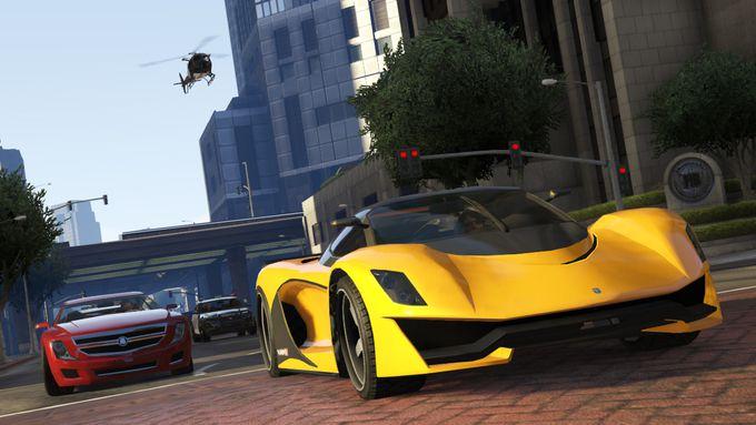 GTA 5 - mise à jour Business - 2