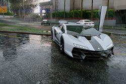 GTA 5 - The Pinnacle of V - vignette