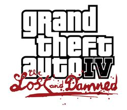 GTA IV   The Lost and Damned   logo