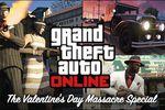 GTA Online - pack Massacre Saint Valentin