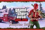 GTA Online - surprise festive