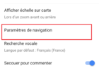 Guidage vocal Google Maps (3)