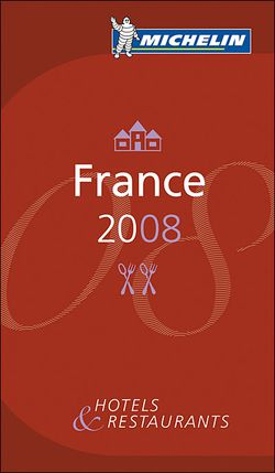 Guide Michelin 2008