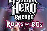 Guitar Hero Encore  Rocks the 80s Packshot