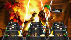 Guitar Hero Warriors of Rock - Image 1