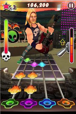 Guitar Rock Tour 2 iPhone 01