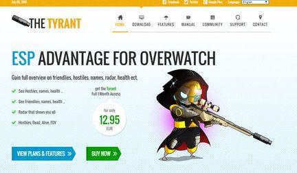 Hack Overwatch