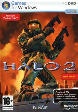 Halo 2 packshot
