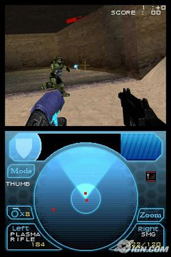 Halo ds 4