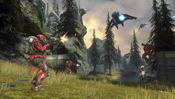 Halo Reach defiant Map Pack (4)