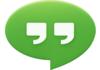 Google Hangouts : les SMS désormais intégrés, le clavier virtuel mis à jour