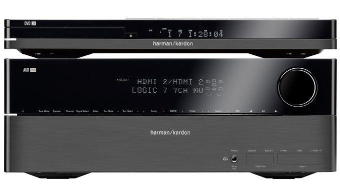 Harman Kardon AVR 350 DVD 29