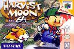 Harvest Moon 64 - jaquette US
