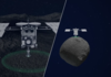 Voir le baiser d'Hayabusa2 avec l'astéroïde Ryugu