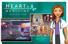 Heart's Medicine - Season One Deluxe : un jeu pour devenir un vrai médecin