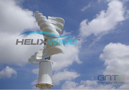 Helix Wind logo