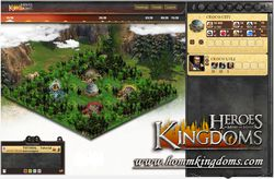 Heroes of might and magic kingdom 1
