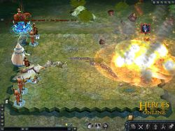 Heroes of Might & Magic Online (4)