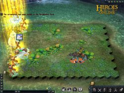 Heroes of Might & Magic Online