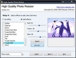 High Quality Photo Resizer screen 1