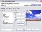 High Quality Photo Resizer : changer la taille d'une photo
