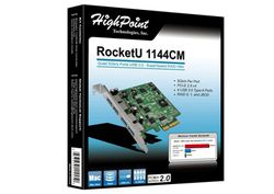 HighPoint Technologies RocketU 1144CM 1