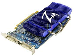 HIS ATI Radeon HD4650 iSilence 4 connectique