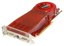 His rv670 radeon hd3870