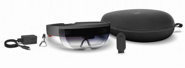 HoloLens kit de développement Wave 1