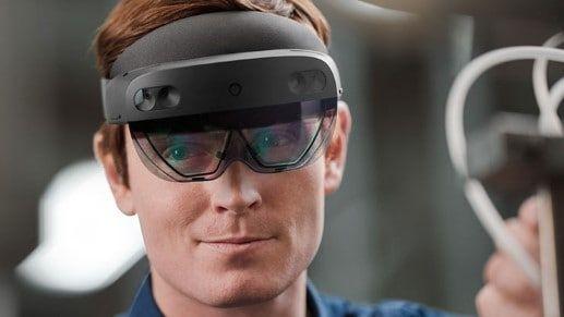 HoloLens2-lunettes