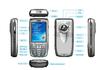 HOP2001, terminal Windows Mobile compatible GSM et CDMA