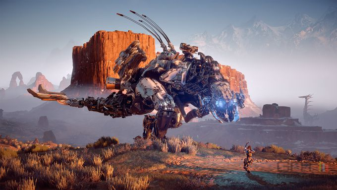 Horizon Zero Dawn - 1.